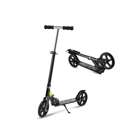 Lightweight Easy-Fold Adjustable Scooter for Adults & Youth 8+