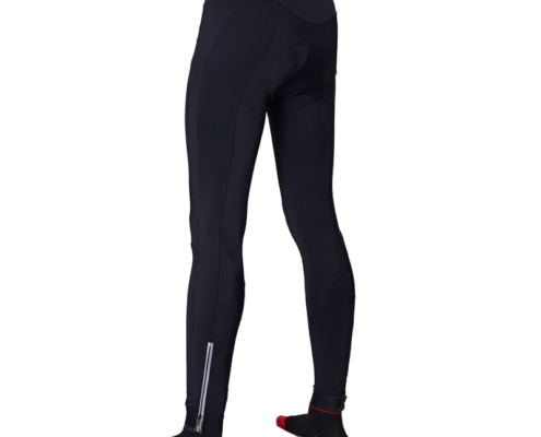 Padded & Breathable Cycling Tights with Customizable Logo on Thigh & Back