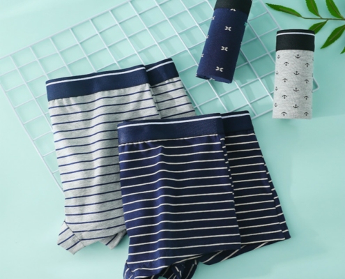 Men's Tagless Comfort Flex Boxer with Exposed Waistband