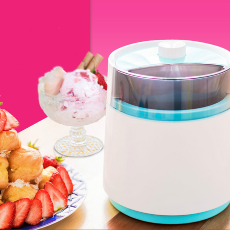 Fully Customizable Electronic Ice Cream Maker